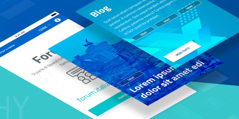 Linee guida design online novit su infoarchitettura e for Programmi di design